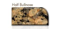 half-bullnose