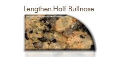 lengthen-half-bullnose