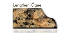lengthen-ogee