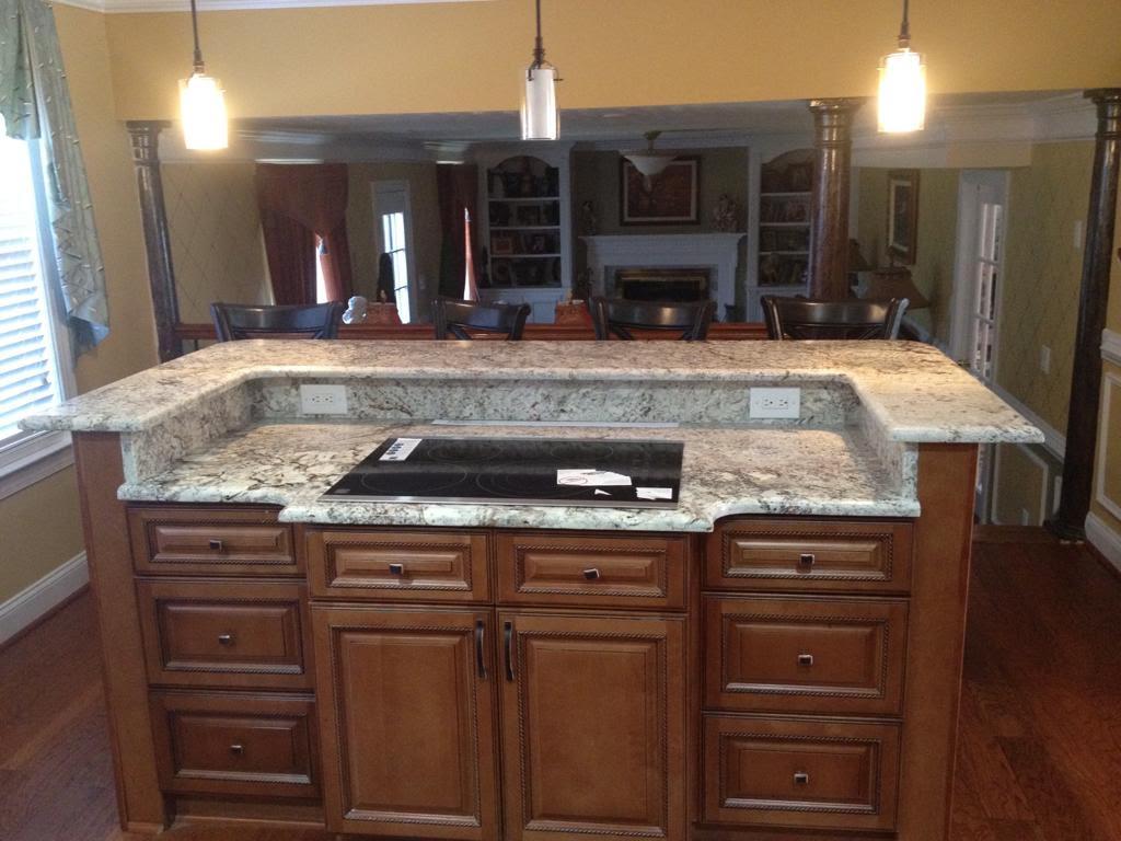 Granite Countertop in Chantilly Virginia - Crystal Kitchen